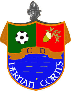 Escudo de C.D. HERNAN CORTES (EXTREMADURA)