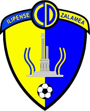 Escudo de C.D. ILIPENSE ZALAMEA (EXTREMADURA)