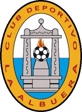 Escudo de C.D. LA ALBUERA (EXTREMADURA)
