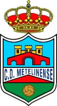Escudo de C.D. METELINENSE (EXTREMADURA)