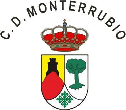Escudo de C.D. MONTERRUBIO (EXTREMADURA)