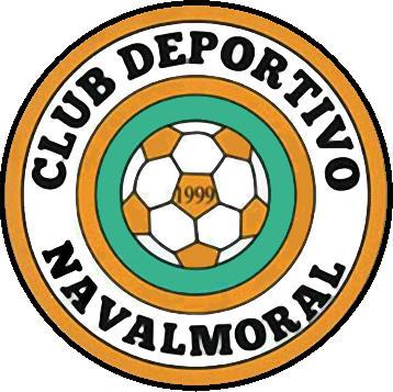 Escudo de C.D. NAVALMORAL (EXTREMADURA)