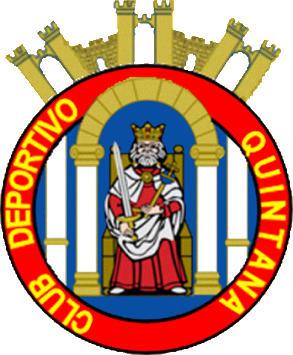Escudo de C.D. QUINTANA (2) (EXTREMADURA)