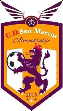 Escudo de C.D. SAN MARCOS (BA) (EXTREMADURA)