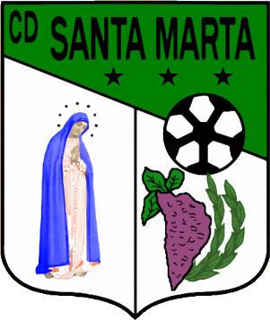 Escudo de C.D. SANTA MARTA HASTA 2019 (EXTREMADURA)