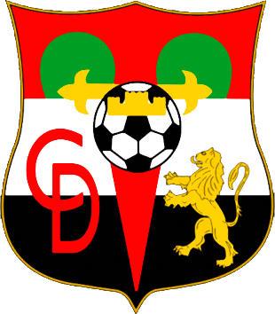 Escudo de C.D. TENTUDÍA (EXTREMADURA)