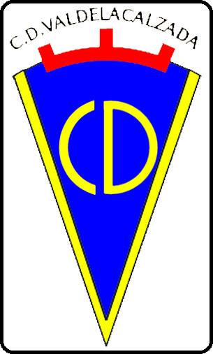 Escudo de C.D. VALDELACALZADA  (EXTREMADURA)