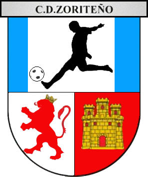 Escudo de C.D. ZORITEÑO (EXTREMADURA)
