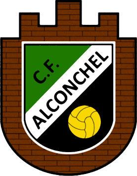Escudo de C.F. ALCONCHEL (EXTREMADURA)