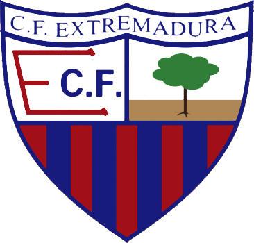 Escudo de C.F. EXTREMADURA (EXTREMADURA)