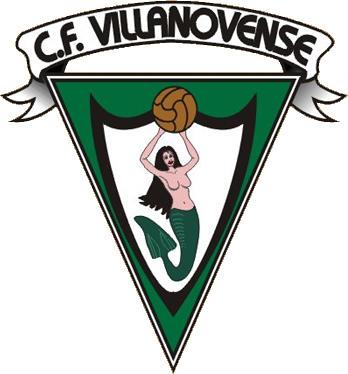 Escudo de C.F. VILLANOVENSE  (EXTREMADURA)