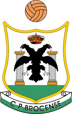 Escudo de C.P. BROCENSE (2) (EXTREMADURA)