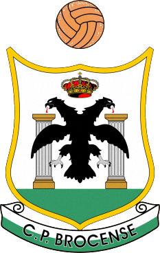 Escudo de C.P. BROCENSE  (EXTREMADURA)