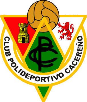 Escudo de C.P. CACEREÑO (EXTREMADURA)