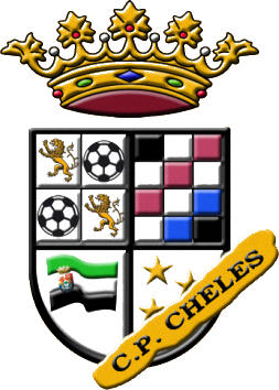 Escudo de C.P. CHELES (EXTREMADURA)