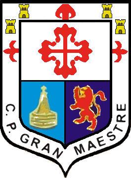 Escudo de C.P. GRAN MAESTRE (EXTREMADURA)