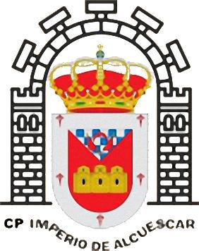 Escudo de C.P. IMPERIO DE ALCUÉSCAR (EXTREMADURA)