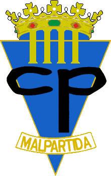 Escudo de C.P. MALPARTIDA (EXTREMADURA)