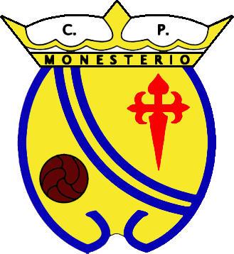 Escudo de C.P. MONESTERIO (EXTREMADURA)