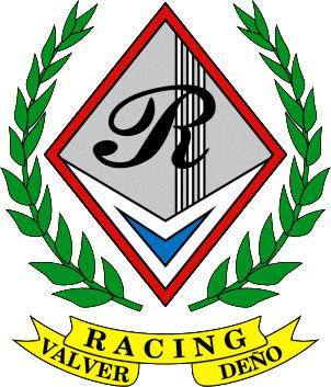 Escudo de C.P. RACING VALVERDEÑO (EXTREMADURA)