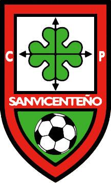 Escudo de C.P. SANVICENTEÑO (EXTREMADURA)