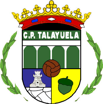 Escudo de C.P. TALAYUELA (EXTREMADURA)