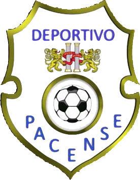 Escudo de DEPORTIVO PACENSE (EXTREMADURA)