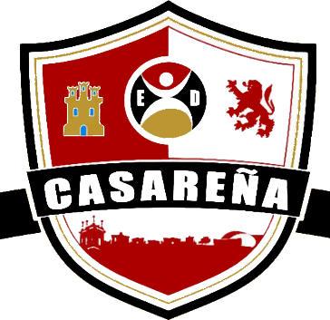 Escudo de E.D. CASAREÑA (EXTREMADURA)