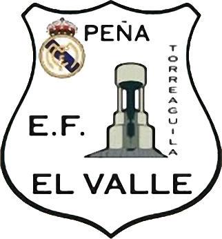 Escudo de E.F. PEÑA EL VALLE (EXTREMADURA)