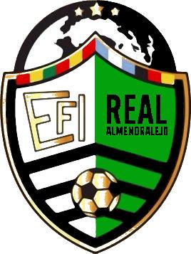 Escudo de E.F.I. REAL ALMENDRALEJO (EXTREMADURA)