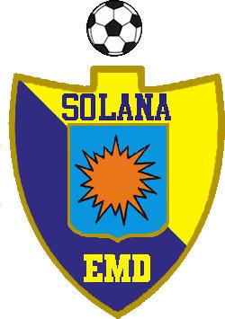 Escudo de E.M.D. SOLANA (EXTREMADURA)