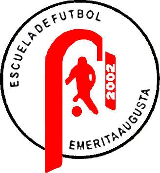 Escudo de ESCUELA DE FUTBOL EMERITA AUGUSTA (EXTREMADURA)