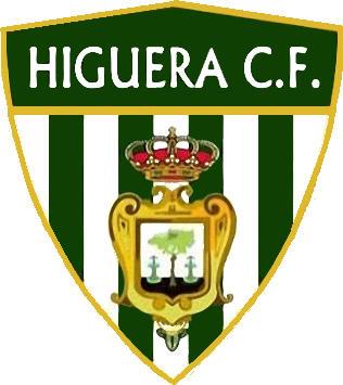 Escudo de HIGUERA C.F. (EXTREMADURA)
