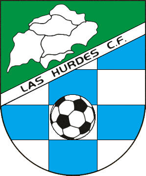 Escudo de LAS HURDES C.F. (EXTREMADURA)