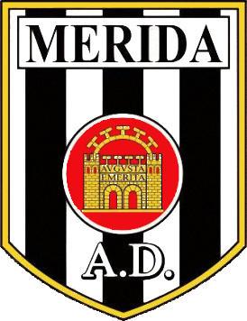 Escudo de MERIDA A.D. (EXTREMADURA)