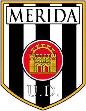 Escudo de MERIDA U.D.  (EXTREMADURA)