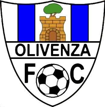 Escudo de OLIVENZA F.C. (EXTREMADURA)