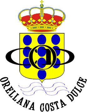 Escudo de ORELLANA COSTA DULCE (EXTREMADURA)