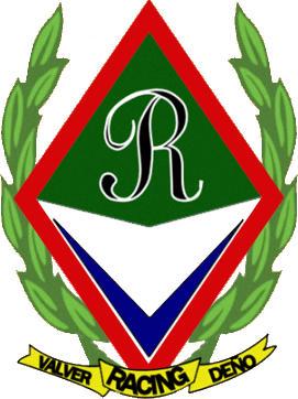 Escudo de RACING VALVERDEÑO (EXTREMADURA)