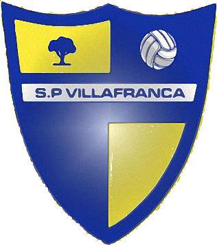 Escudo de S.P. VILLAFRANCA (EXTREMADURA)