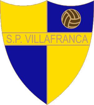 Escudo de SDAD. POLID. VILLAFRANCA (EXTREMADURA)