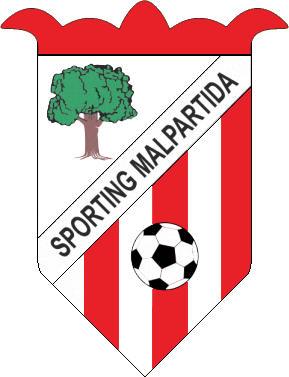 Escudo de SPORTING MALPARTIDA (EXTREMADURA)
