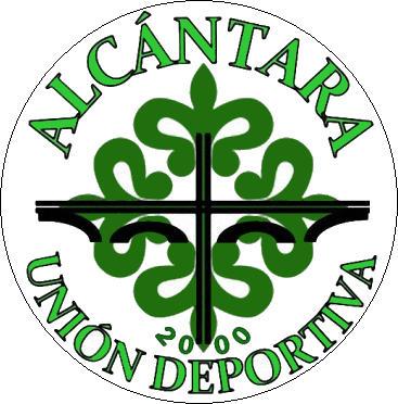 Escudo de U.D. ALCÁNTARA (EXTREMADURA)