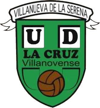 Escudo de U.D. LA CRUZ VILLANOVENSE (EXTREMADURA)