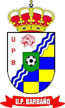 Escudo de U.P. BARBAÑO (EXTREMADURA)