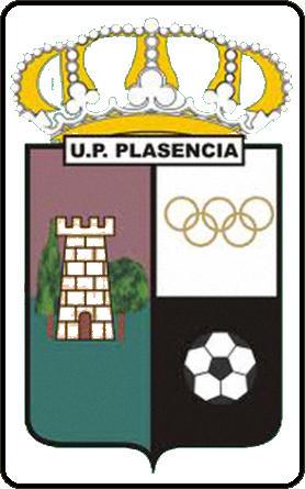 Escudo de U.P. PLASENCIA  (EXTREMADURA)