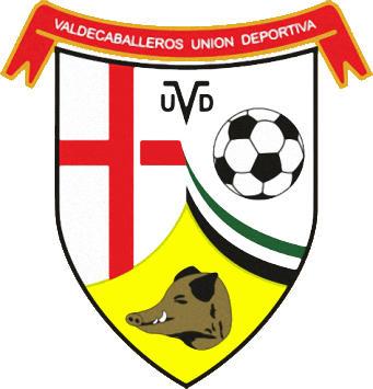 Escudo de VALDECABALLEROS U.D. (EXTREMADURA)