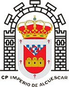 Escudo de C.P. IMPERIO DE ALCUÉSCAR