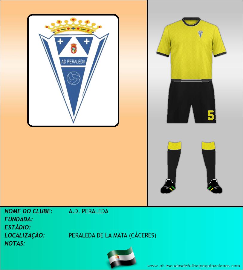 Escudo de A.D. PERALEDA
