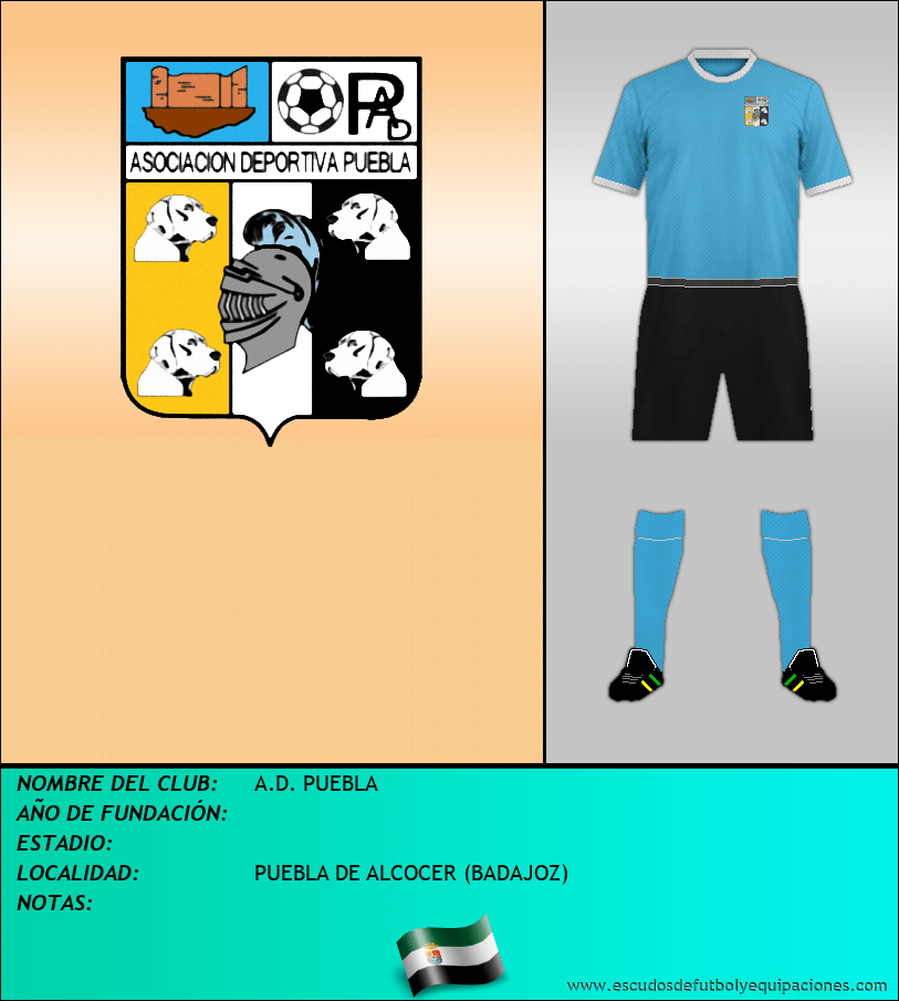 Escudo de A.D. PUEBLA